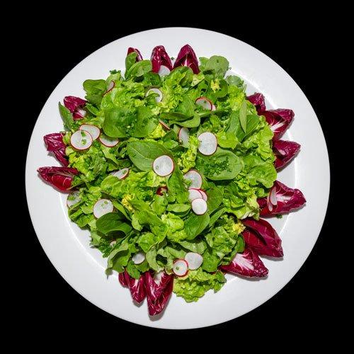 Egers Catering Backnang & Winnenden: Salatplatte