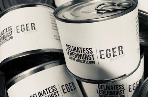 Egers hausgemachte Leberwurst