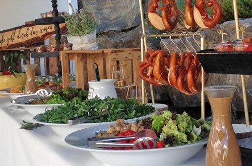 Egers Catering-Buffet, Backnang
