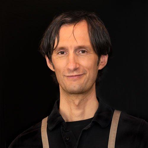 Timo Eger, Geschäftsführer Eger Feinkost-Metzgerei & Catering GmbH